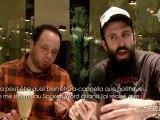 Un Café Avec Dan Le Sac vs. Scroobius Pip ! Interview VOST