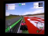 CGC - T4 - F1 - GP de España - OnBoard Turbodeif