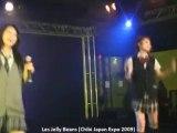 Concert des Jelly Beans à Chibi Japan Expo 2009 Part1