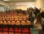 Calaisis TV: Devoir de mémoire au lycée Leonard de Vinci