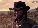 Nos premières minutes de... Red Dead Redemption