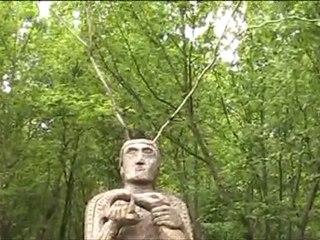Balade Gauloise - Forêt de Mervent - Cernnunos