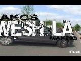 Making of clip wesh la T By H.S PROD