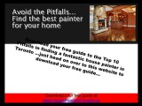 house painters toronto, painters toronto, toronto painting,