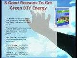 DIY Wind turbine plans to help you save money while getting