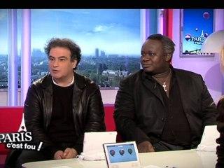 Paris c'est fou du 3 mai - invité : Raphael Mezrahi