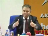 AK Parti Ankara Referandum Startı (2. Bölüm)