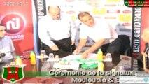 cérémonie du signature de contrat mouloudia et soummam