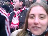 Avant prolongation Toulon - Clermont Auvergne