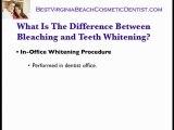 Virginia Beach Teeth Whitening, Teeth Bleaching, Veneers an
