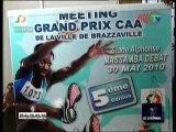 Préparatifs du meeting grand prix CAA de Brazzaville