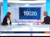 La caravane des chômeurs et précaires à Toulouse