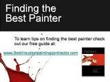 painting contractors,Houston,painter,painters,house paintin
