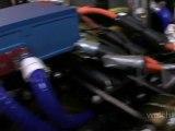 Electric Race Car: Low-Tech Solutions to Hi-Tech Problems