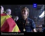 Champions League Final 2010 Award Ceremony