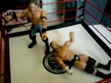 john cena vs triple HHH (WHE)