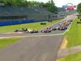 Formule 2 saison 2010 Monza Race 1 départ