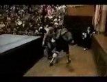 Chris Candido Lance Storm vs Dudleys