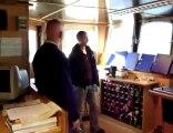 The MV Rachel Corrie sets sail to Gaza