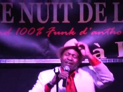 Neddy Smith - LYON 2010 - Filmée par FUNK365.com