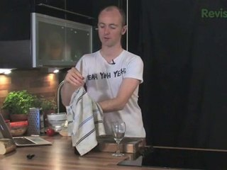 How to Open a Bottle of Wine Without a Corkscrew - Food ...