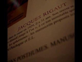 Rigaut à Drouot (lot 519)
