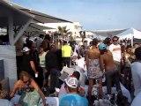 Pool Party Carl Cox Pool Beach Cannes 19/05/2010 - MVI 1779