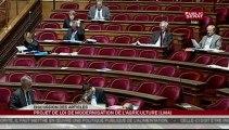 SEANCE,Séance - Projet de loi sur la modernisation de l'agriculture