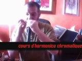 Cours d'harmonica - Kelprof