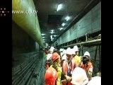 Viaggio nel nuovo tratto della metro B1: Bologna-Conca D'oro
