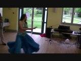 Anaïs, Danseuse Orientale