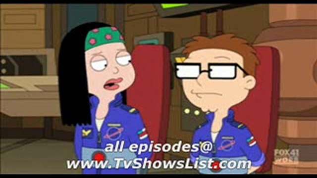 Watch American Dad! Season 5 Episode 18, part 3/10