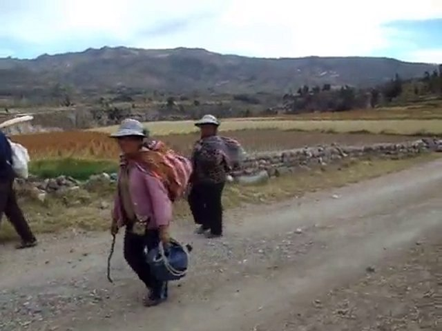 Peru - Arequipa - Trek D1 - Yankee