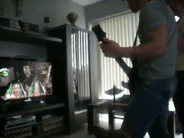 Guitar Hero – One Expert [Aym (guitar) + Chris (bass)]