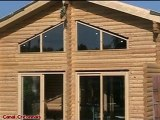 Ma maison en bois massif