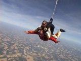 Air Parachutisme : Saut Base Peronne jpp