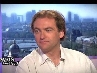 Paris c'est fou du 26 mai - invité : DIdier Van Cauwelaert