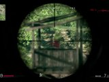 Sniper Ghost Warrior Headshots footage