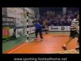Andebol, Sporting 22 - Porto - 19 de 2000/2001 Campeão