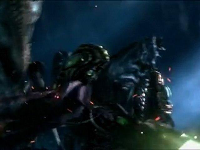 Starcraft 2 - Cinématic