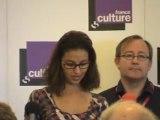 GPI 2010 Étonnants Voyageurs : Prix du roman étranger