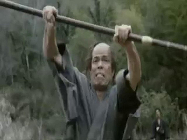 Combat samurais