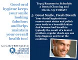 General Dentists, Dental Care & Oral Hygiene Can Save Your