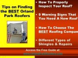 Orland Park Roofers   Best Orland Park Roofing