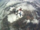 Chute libre VR3 skydive peronne 2010 saut parachutisme
