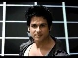 shahid kapoor in new clinic all clear ad