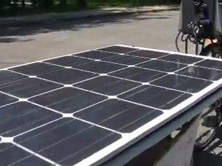 Vélo solaire : mode d'emploi