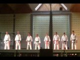 Démonstration Karaté Tai Jitsu Leers à Mouscron