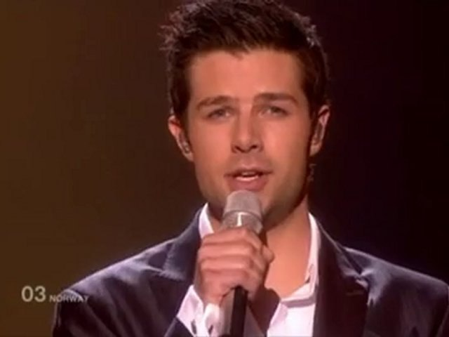 Didrik Solli-Tangen (Norway Live Eurovision Final 2010)