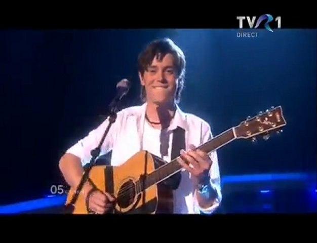 Jon Lilygreen & The Islanders (Cyprus Live Eurovision Final)